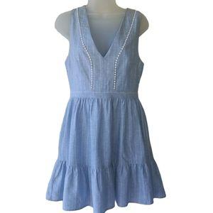 BB Dakota Womans Its A Date Sleeveless Dress